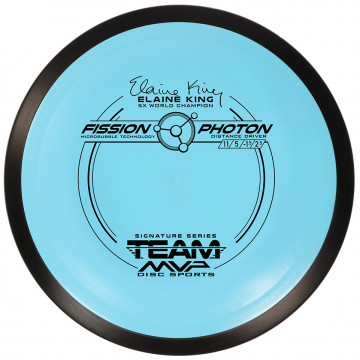 MVP Disc Sports Fission Photon Elaine King Signature Series