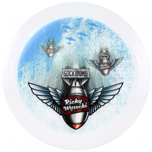 Dynamic Discs Fuzion Enforcer Decodye - Sockibomb