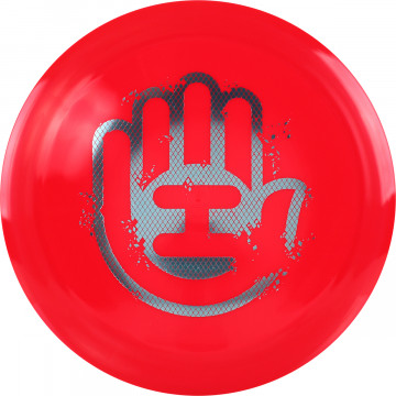 Dynamic Discs Fuzion Raider Handeye SCO Breakaway