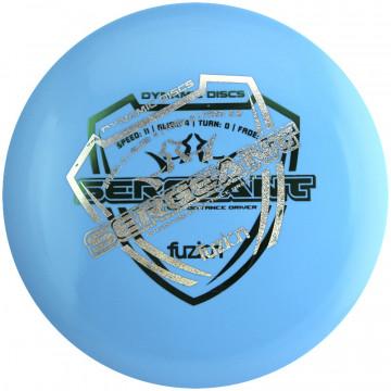Dynamic Discs Fuzion Sergeant Misprint