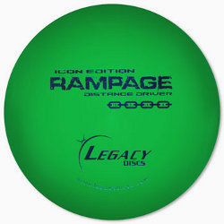 Legacy Discs Icon Rampage