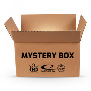 Latitude 64 Mystery Box Limited Edition - 5 discs
