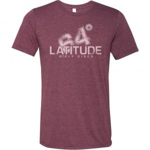 Latitude 64 T-paita Halftone