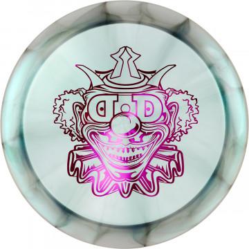 Dynamic Discs Lucid-X Chameleon Escape Crazy Clown