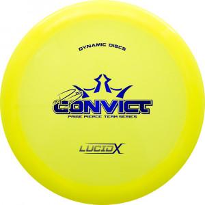 Dynamic Discs Lucid-X Convict Team Series - Paige Pierce