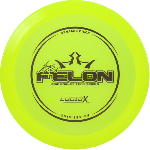 Dynamic Discs Lucid-X Felon Eric Oakley (Team Series 2019)