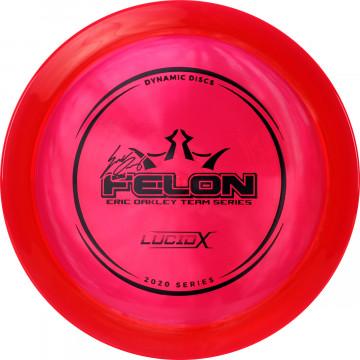 Dynamic Discs Lucid-X Felon Eric Oakley (Team Series 2020)