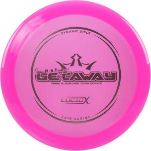 Dynamic Discs Lucid-X Getaway Paige Bjerkaas (Team Series 2019)