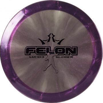 Dynamic Discs Lucid-X Glimmer Felon Eric Oakley (Team Series 2020) Volume 2