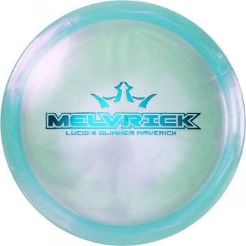 Dynamic Discs Lucid-X Glimmer Maverick Zach Melton (Team Series 2020) Volume 2