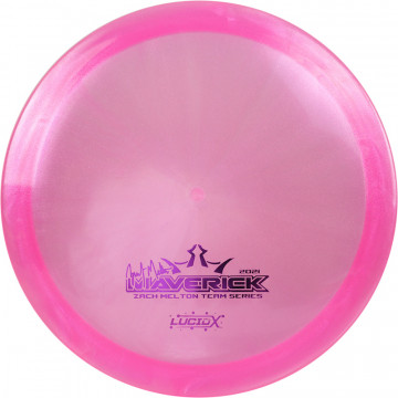 Dynamic Discs Lucid-X Glimmer Maverick Zach Melton (Team Series 2021) Volume 1