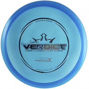 Dynamic Discs Lucid-X Verdict Chris Clemons (Team Series 2020)