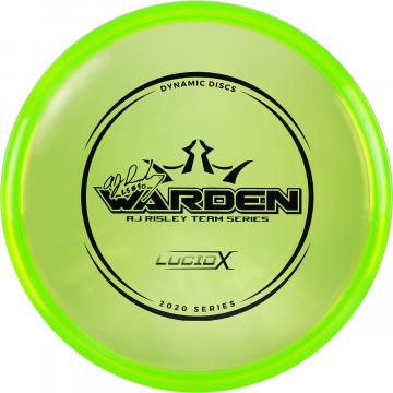 Dynamic Discs Lucid-X Warden AJ Risley (Team Series 2020)