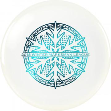 Westside Discs VIP Moonshine Maiden VML 2018 Stamp
