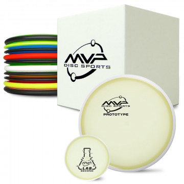 MVP Disc Sports Holiday Mystery Pack Prototype Reactor + 10 LAB Seconds
