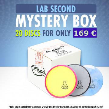 MVP Disc Sports Mystery Box Lab Second - 20 discs