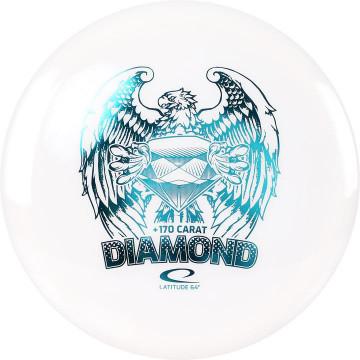 Latitude 64 Opto Diamond 170+ Carat