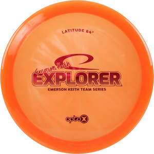 Latitude 64 Opto-X Explorer Emerson Keith (Team Series 2019)