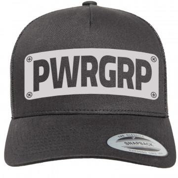 Powergrip Lippalakki 5-panel Retro Trucker - PWRGRP