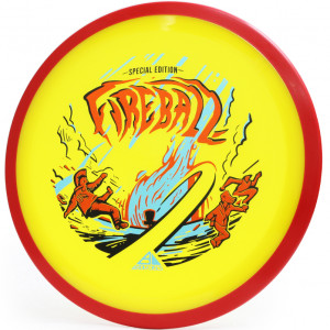 Axiom Discs Plasma Fireball Special Edition