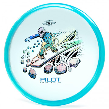 Streamline Discs Proton Pilot Special Edition Surfer by John Dorn