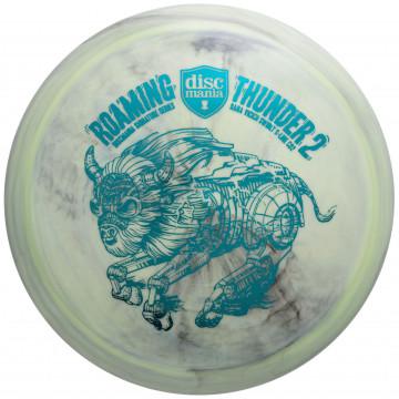Discmania Swirly S-Line CD2 Roaming Thunder 2 - Dana Vicich Signature