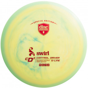 Discmania Swirly S-Line CD3 Special Edition