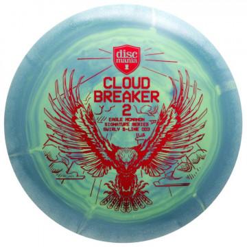 Discmania Swirly S-Line DD3 Cloud Breaker 2 - Eagle McMahon Signature