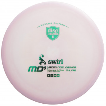 Discmania Swirly S-Line MD5