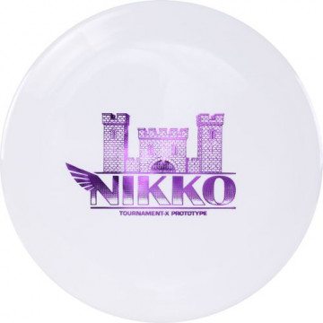 Westside Discs Tournament X Fortress Prototype - Nikko Locastro