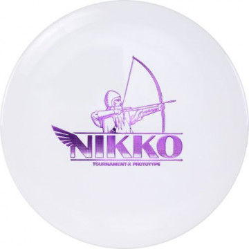 Westside Discs Tournament X Longbowman Jousimies - Prototype - Nikko Locastro