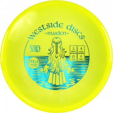 Westside Discs VIP Maiden