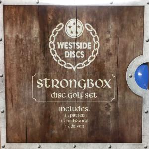 Westside Discs Kiekkosetti Strongbox
