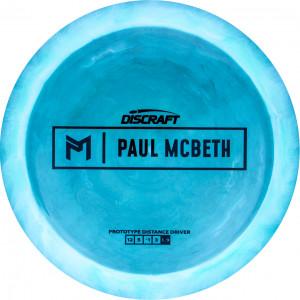 Discraft ESP Kong Proto Driver - Paul McBeth LE